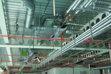 Ограничения на применение гибких воздуховодов
